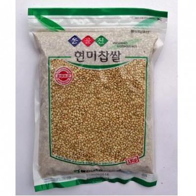 [예천농협 농산물유통사업소] 예천농협 옹골진 찹쌀(현미) 1kg