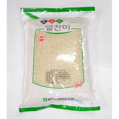 [예천농협 농산물유통사업소] 예천농협 옹골진 알찬미 2kg