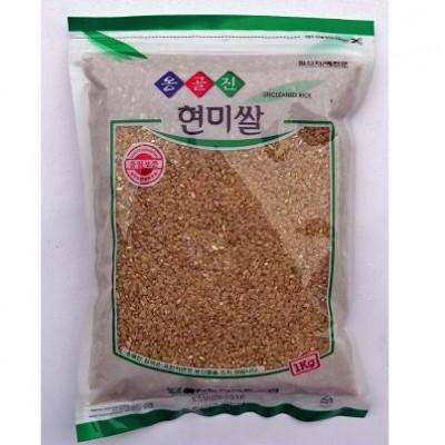 [예천농협 농산물유통사업소] 예천농협 옹골진 현미쌀 1kg