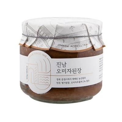 진남 오미자된장  500g/전통장/발효식품/명절선물