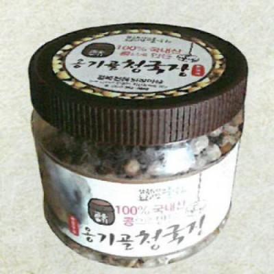 [경북전통된장마을] 옹기골 청국장 400g