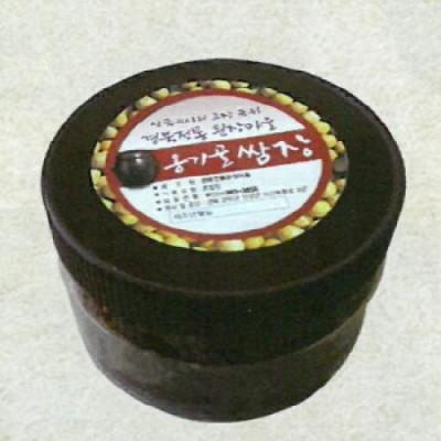 [경북전통된장마을] 옹기골 쌈장 400g