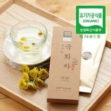 [재원네 자연농원] 유기농 국화차 20g