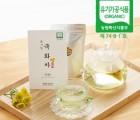 [재원네자연농원] 유기농 국화차 삼각티백 0.8g*20