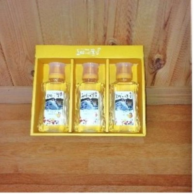 [도마네꿀집] 벌꿀 선물세트 (500g x 3병)