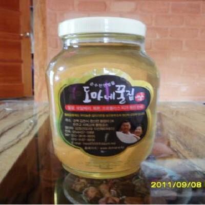 [도마네꿀집] 아카시아꿀 2.4kg