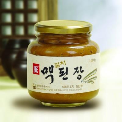 [한국맥꾸룸] 맥 멸치된장 1kg