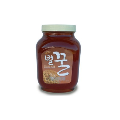 숙성 잡화꿀 2.4kg 완숙꿀 수분18.5%이내 [새벽골농원]