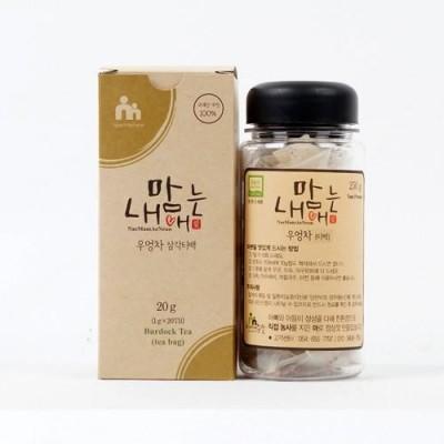 [현이네농산] 우엉차 티백 20g (20TB)