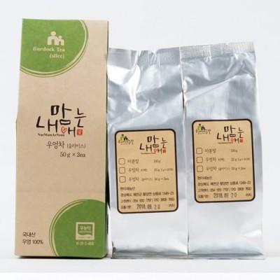 [현이네농산] 우엉차 슬라이스 100g (50g X 2EA)
