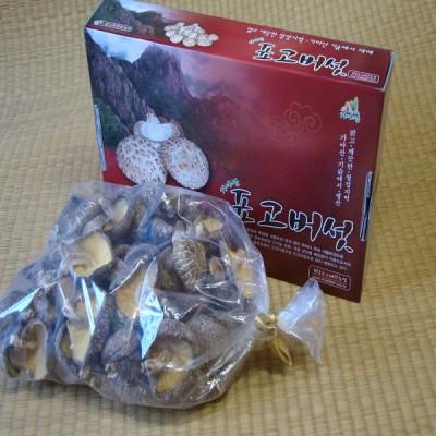[경성표고버섯농장] [참나무원목 표고버섯] 동고 상  500g (건표고)