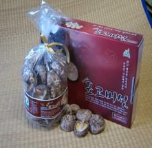 [경성표고버섯농장] [경성표고버섯] 건조 흑화고 상 500g