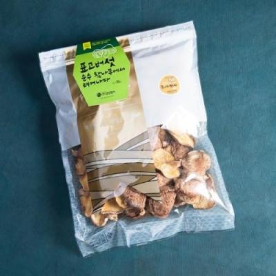 [경성표고버섯농장] [참나무원목 표고버섯] 국물용건표고  250g