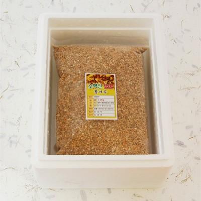 [소백산벌꿀] [아이스박스] 국내산100%  - 생화분