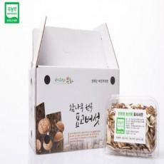 [청량산표고버섯] 생표고버섯(1kg/2kg).건슬라이스(300g/600g).선물set
