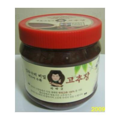 [대가야우륵식품] [가야금] 고추장 1kg
