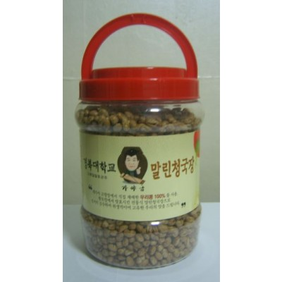 [대가야우륵식품] [가야금] 말린 청국장 (간식용) 1kg