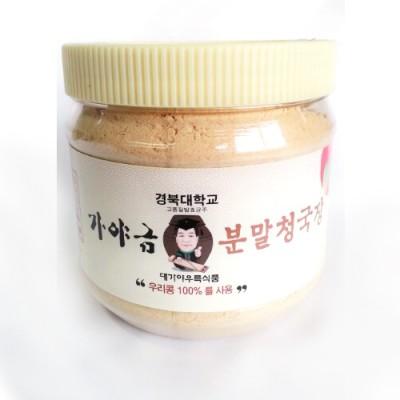 [대가야우륵식품] [가야금] 분말청국장 400g