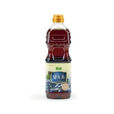 [발효촌] 발효초 포도 900ml