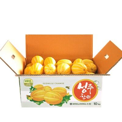 [노란참외농장] 성주참외 10kg (가정용)