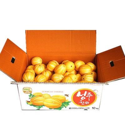[노란참외농장] 성주 참외 10kg(꼬마)