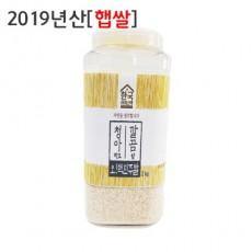 [(주)한국라이스텍] 안동백진주 쌀 페트 2kg(백미)