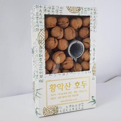 [김천황악산호두영농조합] 2019년 햇호두 알호두 선물세트 800g